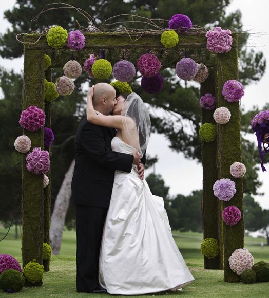 Wedding Decor: Canopy and Arch Inspiratio