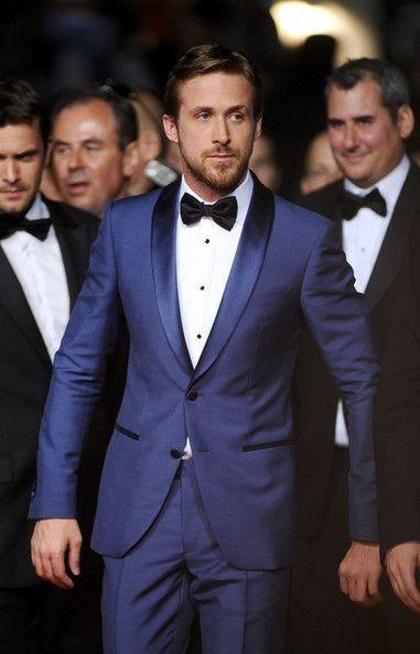 Jacket+Pants+Bow Groom Wedding Tuxedos One Button Men White .