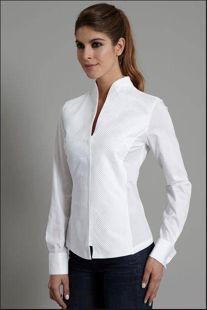 Spaceship Corporate Inspo | White shirts women, Perfect white .