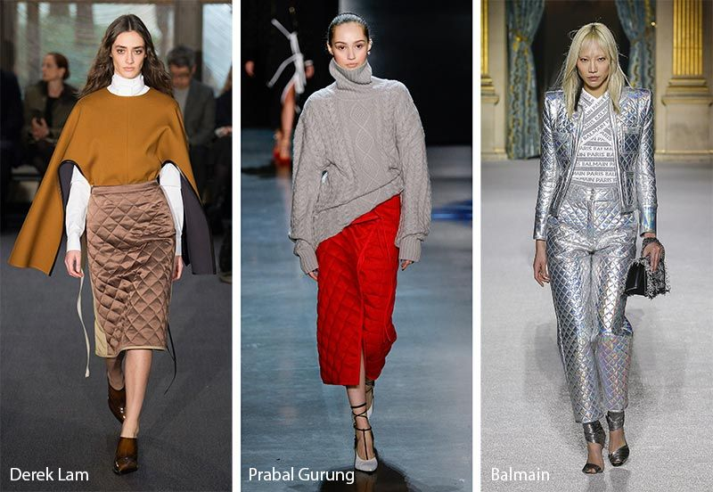 Fall/ Winter 2020-2021 Fashion Trends | Fashion trend pattern .