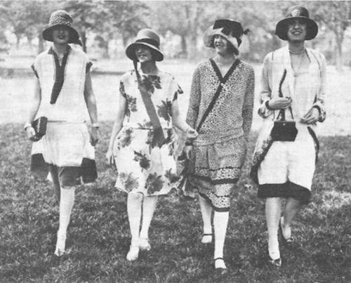 SUMMER FASHION 1920s | Flickr - Photo Sharing! | 1920s fashion .